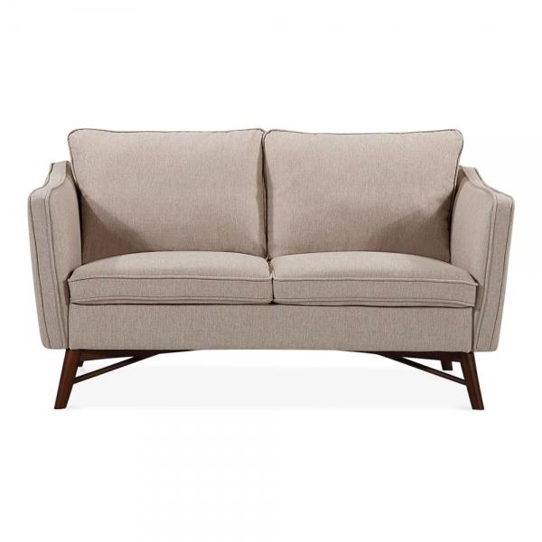 Crean Fabric 2 Seater Sofa