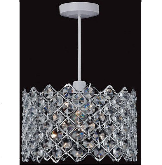 Crystal Easy-Fit Pendant Light