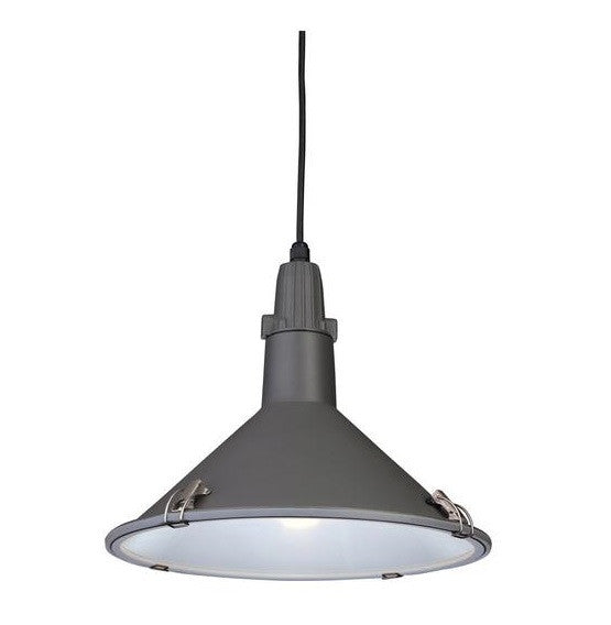 Grey Eden Pendant Light