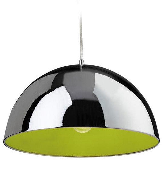 Green Bistro Pendant Light