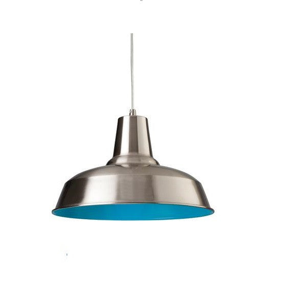 Blue Smart Pendant Light