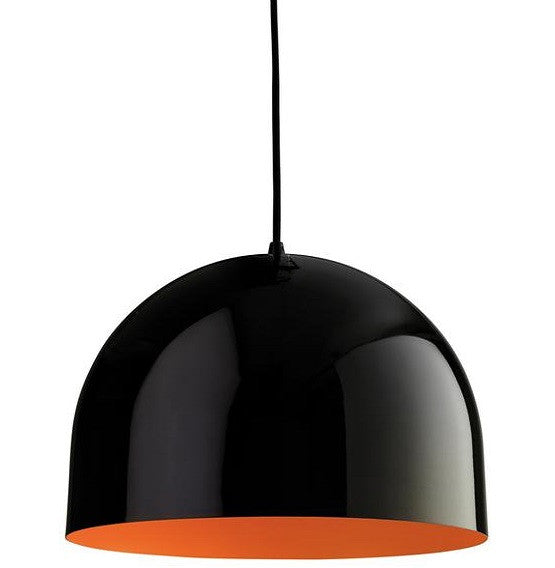Orange House Pendant Light