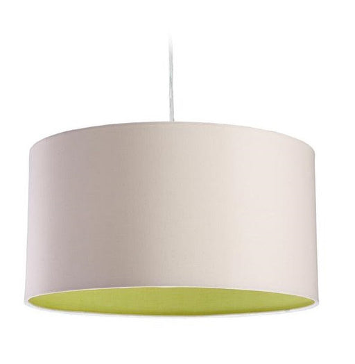 Cream Zeta Pendant Light