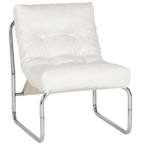 White Kokoon BOUDOIR Lounge Chair AC00270WH