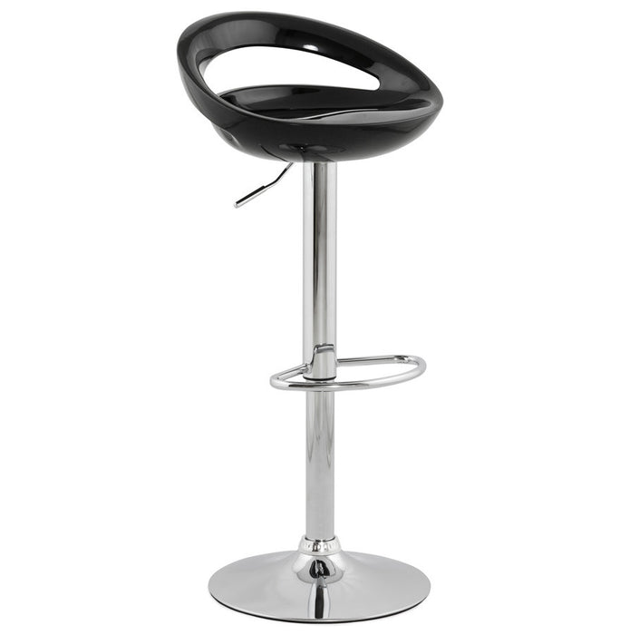 Black Designer Kokoon Venus Kitchen Bar Stool