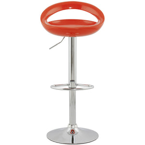 Orange Designer Kokoon Venus Bar Stool BS00070OR