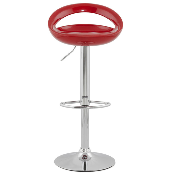 Red Designer Kokoon Venus Bar Stool BS00080RE