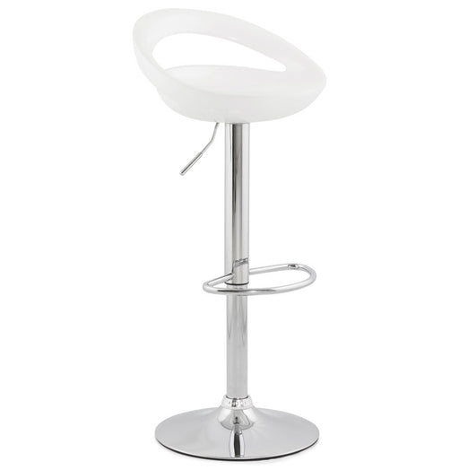 White Designer Kokoon Venus Bar Stool BS00100WH