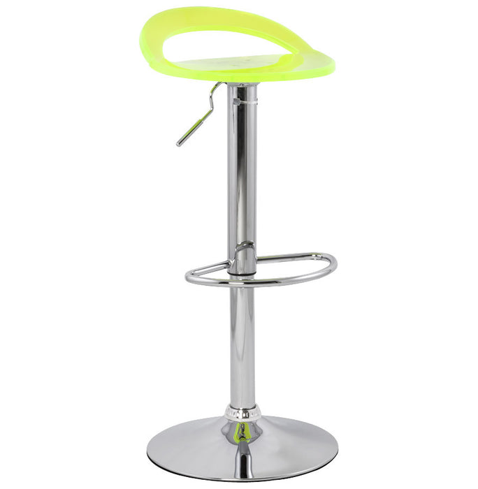 Fluorescent Modern Kokoon Ghost Bar Stool BS00160FL