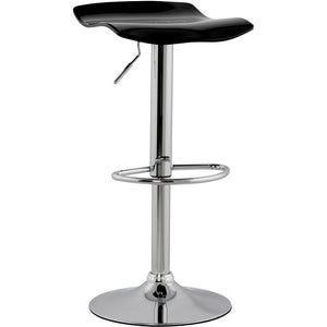 Black Modern Kokoon Surf Bar Stool BS00270BL