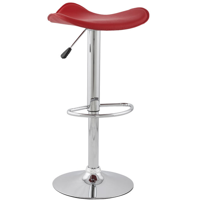 Red Modern Kokoon AMA Bar Stool BS00470RE