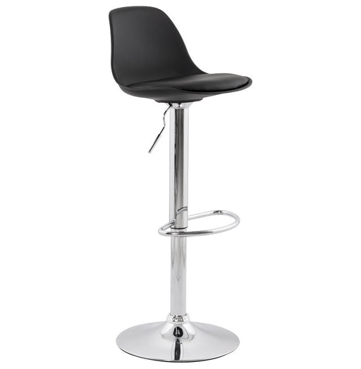Black Designer Kokoon Suki Kitchen Bar Stool