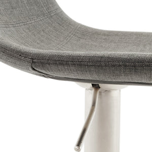 Grey Designer Kokoon Lomak  Bar Stool