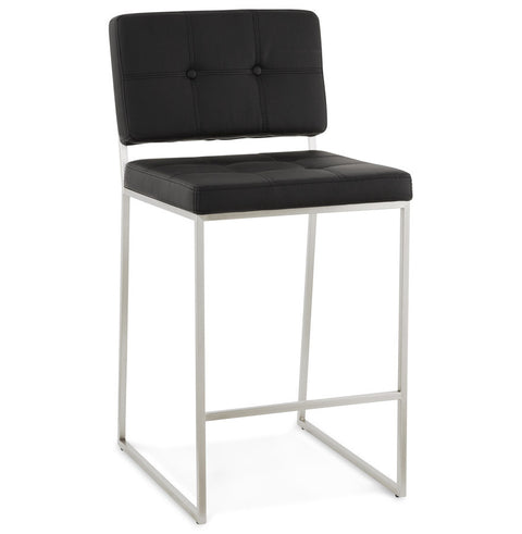 Black Designer Kokoon Dod Kitchen Bar Stool