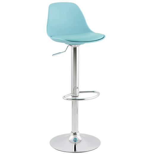 Blue Modern Kokoon Suki Bar Stool BS01300BUBU