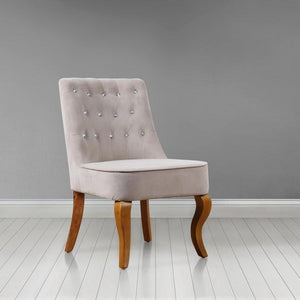 Beige Birlea Darcey Chair