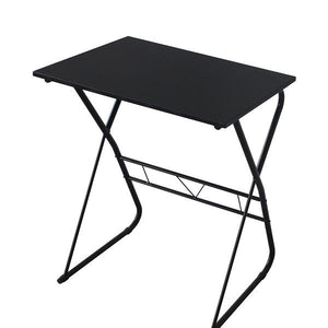 Black Cargo Office Desk