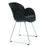Black Design Armchair AC01420BL