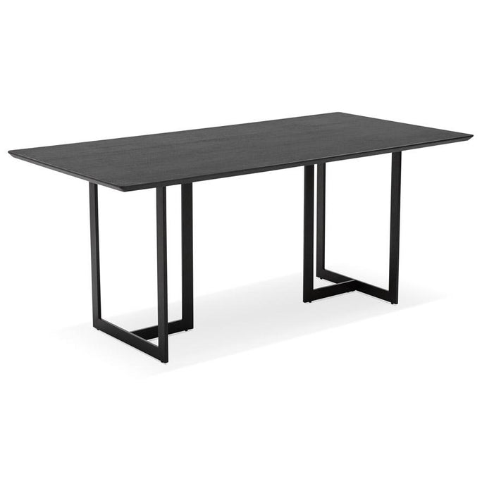 Black Dorr Office Desk