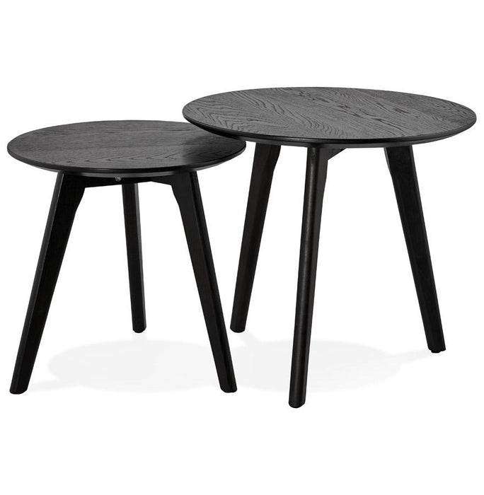 Black Espino Nest of Tables
