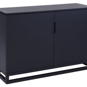 Black Gillmore Large Sideboard