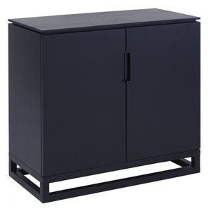 Black Gillmore Low Sideboard