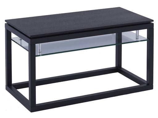 Black Gillmore Small TV Unit