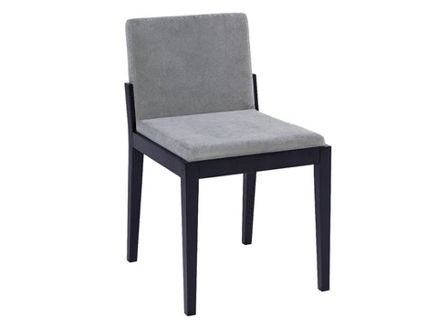 Black & Grey Gillmore Dining Chair