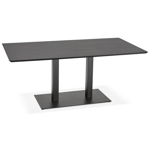 Black Modern Jakadi Dining Table