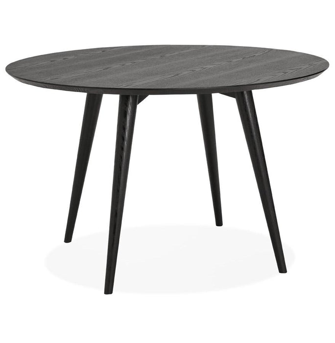 Black Modern Janet Dining Table