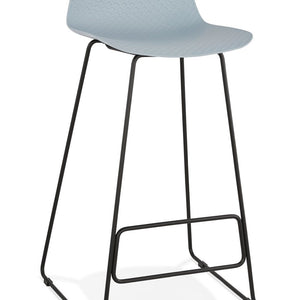 Blue Slade Bar Stool