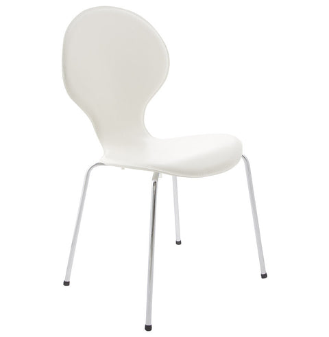 Natural Contemporary Kokoon Vlind Chair CH00320WH