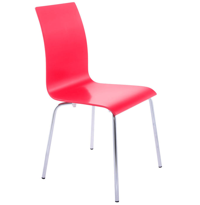 Red Kokoon Classic Dining Room Chair