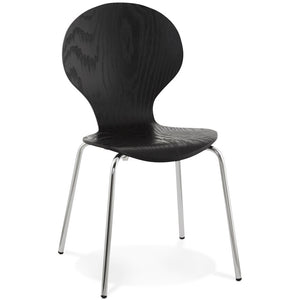 Black Designer Kokoon Perry Dining Room Chair