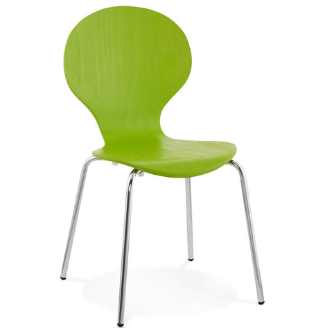 Green Designer Kokoon Perry Dining Room Chair