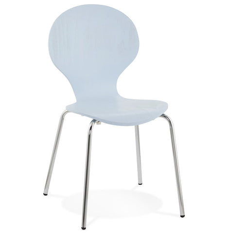 Blue Designer Kokoon Perry Dining Room Chair