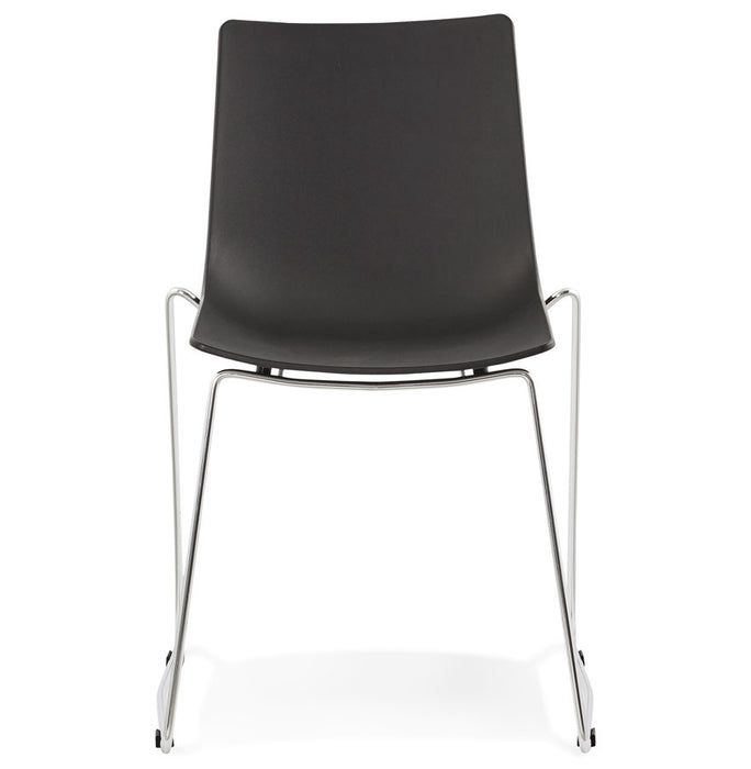 Black Modern Kokoon Tikada Dining Room Chair