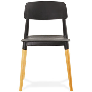 Black Designer Gorgeous Kokoon Dining Room Chair