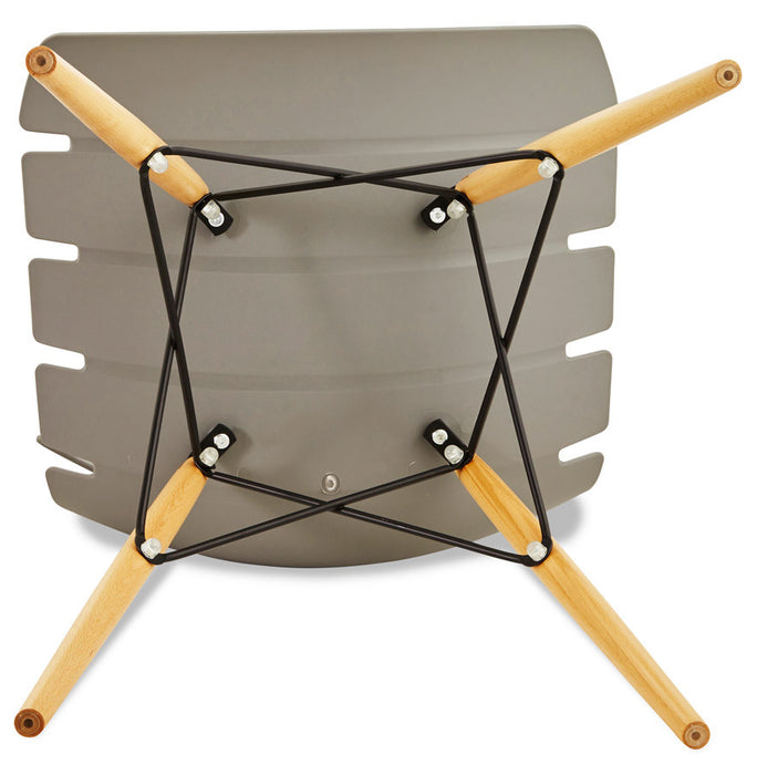 Grey Modern Kokoon Strata Dining Room Chair CH01220GR