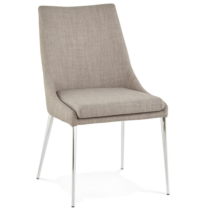 Grey Modern Kokoon Boxer Dining Room Chair CH01360GR