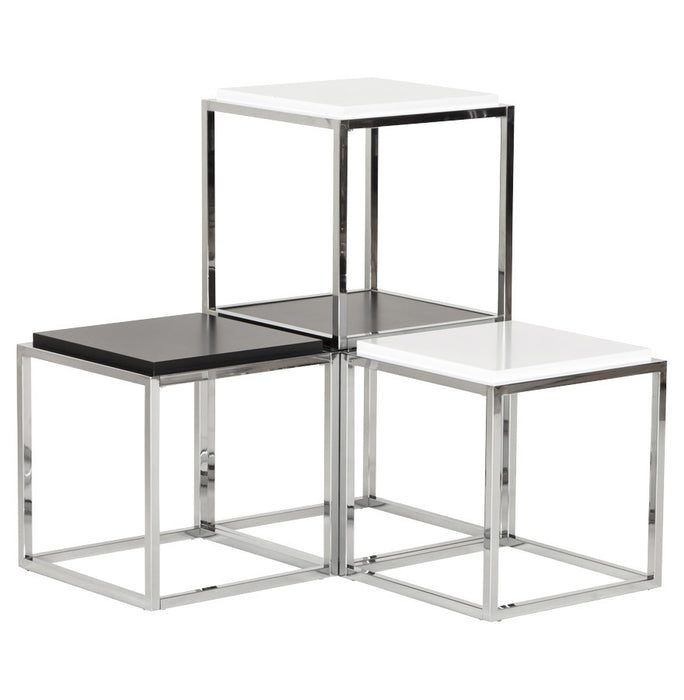 Black Modern Kokoon Kvadra Table CT00300BL