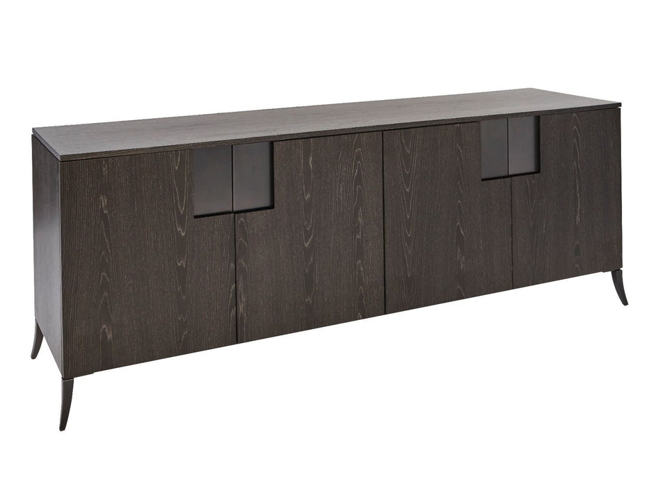 Charcoal Gillmore Buffet Sideboard Double Length