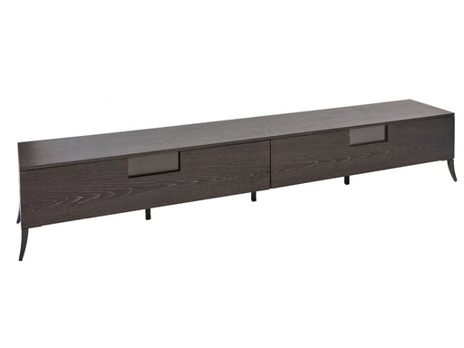 Charcoal Gillmore Media Sideboard Double Length