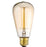 Chrome Vintage Filament Lamp - 40W E27