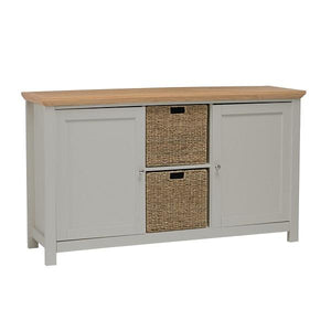 Grey Cotswold Sideboard