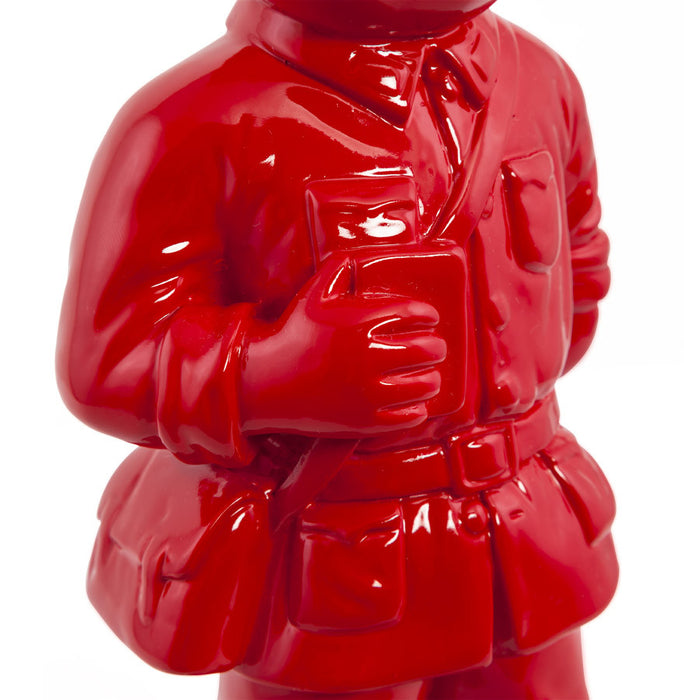Red Modern Kokoon GINO Decorative statue DK00710RE