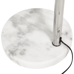 Chrome Retro XL Floor Lamp