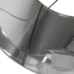 Chrome Modern Floor Lamp