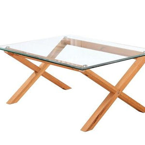 Glass Cadiz Coffee Table