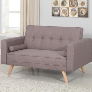 Grey Birlea Ethan Medium Sofa Bed
